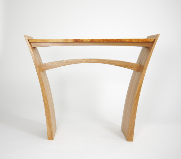 The Edinburgh Console Table Real Wood Studios