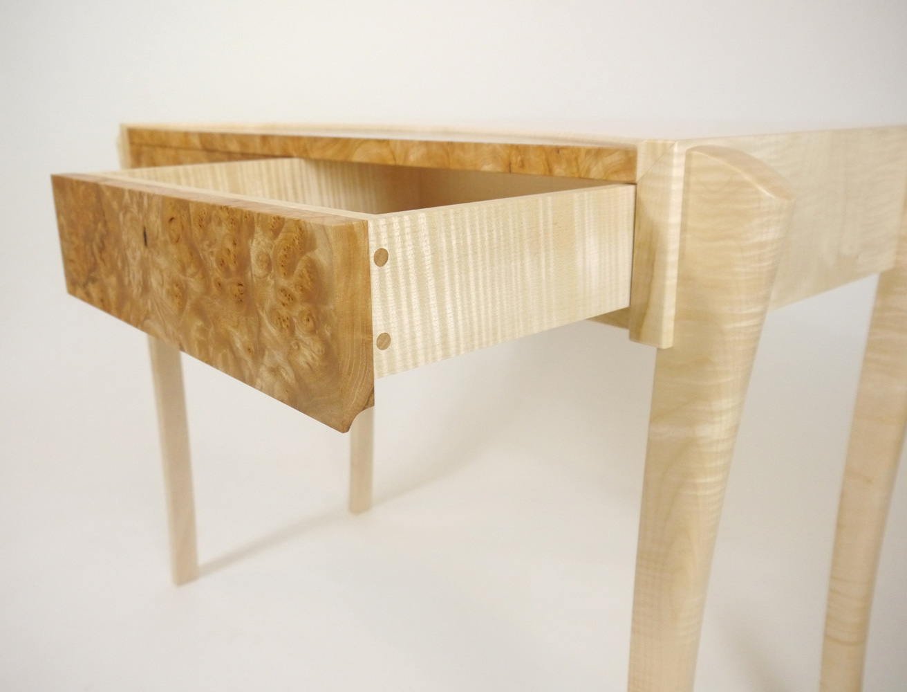 The Edinburgh Dressing Table Real Wood Studios